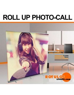 Roll-Up photo call gran formato