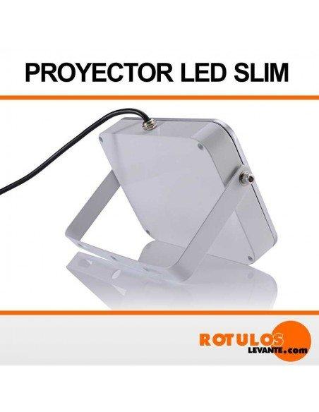 Foco proyector ecoled Slim 50w