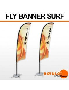 Fly Banner surf exterior