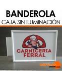 Banderola Caja Sin Luz