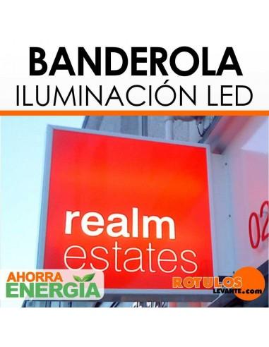 Banderola luminosa LED