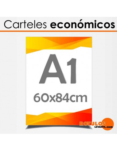 Carteles Económicos A1