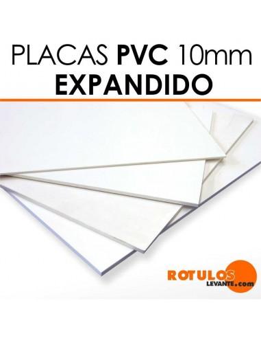 Placa de PVC expandido 10mm