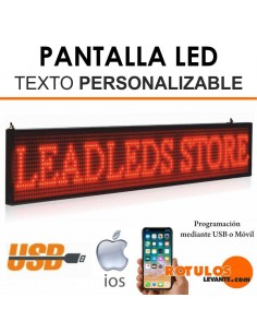 Pantallas led display