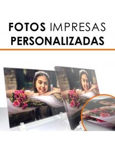 Fotos personalizadas en metacrilato