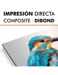 Impresión directa Dibond