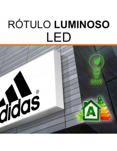 Cartel Luminoso LED