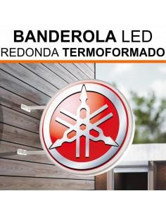 Banderola LED extra plana
