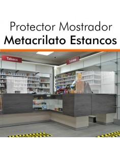 PROTECTOR MOSTRADOR ESTANCO