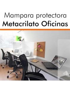 METACRILATO PROTECTOR OFICINAS