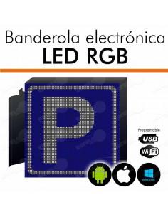 Banderola electrónica RGB