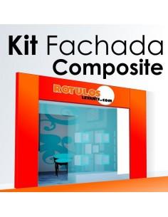 KIT FACHADA COMPOSITE