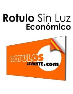 Rótulo luminoso