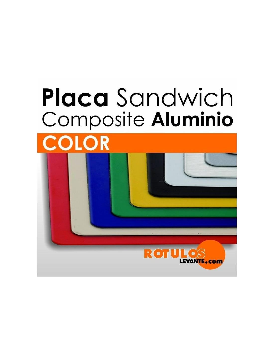 Sandwich aluminio composite color online - Placas de sandwich ...