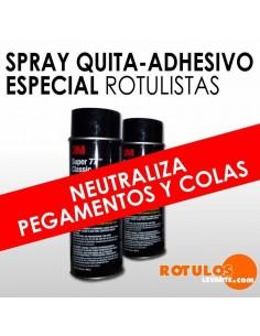 Spray Para Quitar Adhesivos