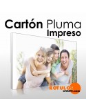 CARTÓN PLUMA IMPRESO