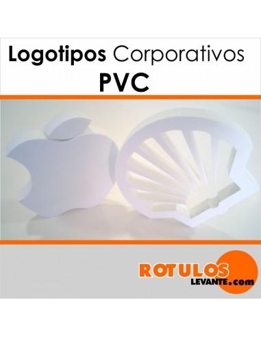 Logotipo PVC