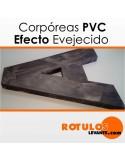 Corporeas PVC envejecido