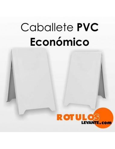 Caballete Económico PVC