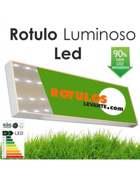 Rótulo Iluminación LED