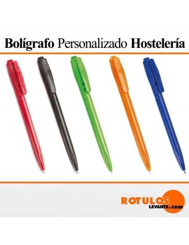Bolígrafo personalizado Hostelería