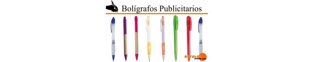 Bolígrafos publicitacios - Merchandising