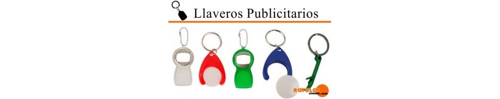 Llaveros publicitarios - Merchandising