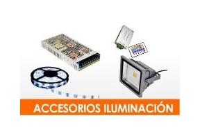 Accesorios iluminación leds