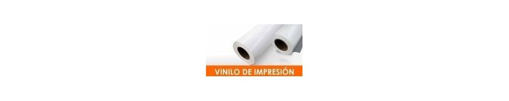 VINILO DE IMPRESION