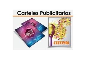 CARTELES Y POSTERS PUBLICITARIOS ECONÓMICOS