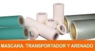 VINILOS ARENADOS Y TRANSPORTADOR