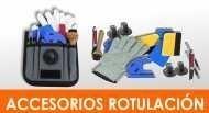 ACCESORIOS ROTULISTAS