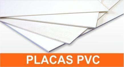 PLACAS DE PVC EXPANDIDO