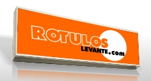 rotulos luminosos