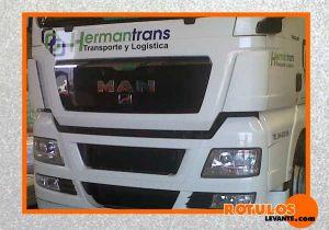 Rotulacion camion