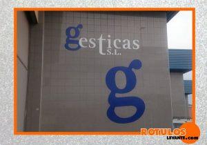 Letra Logo Gestica