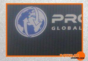 Logo Dibond Gran Formato