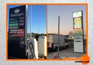 totem gasolineras