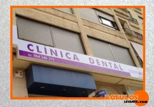 Rótulo Clinica Dental