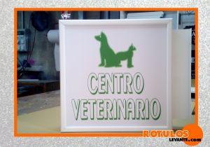 Banderola centro veterinario