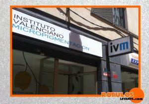Banderola instituto valenciano