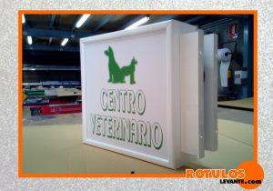 Banderola veterinario