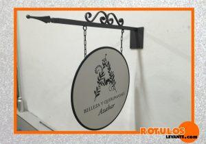 Banderola vintage MODELO 1